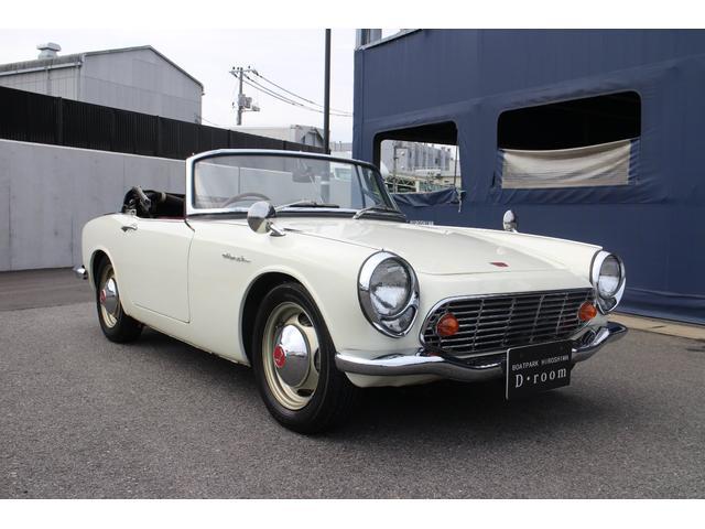 「ホンダ」「S600」「オープンカー」「広島県」の中古車80