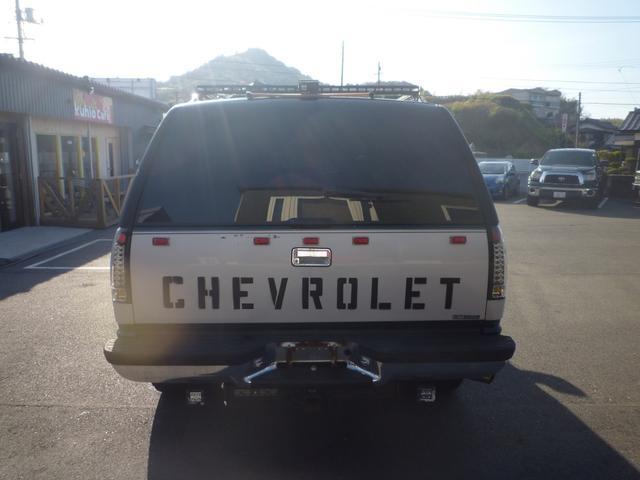 「シボレー」「シボレー サバーバン」「SUV・クロカン」「山口県」の中古車7