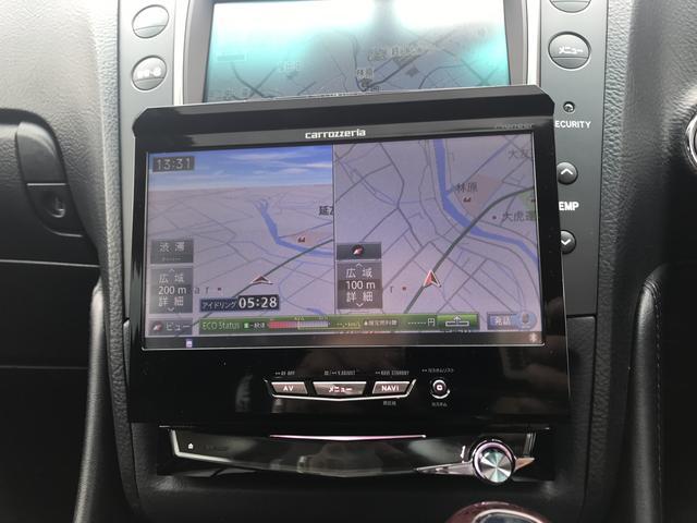 レクサス GS SR HDDナビ エアサス ブレーキキット WORK20AW