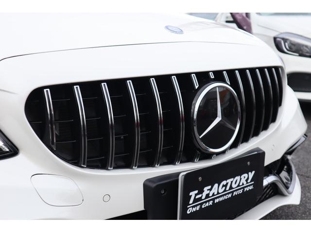 C200 ステーションワゴン スポーツ C63仕様/マフラー/TWS鍛造20インチAW/パナメリカーナグリル/レーダーセーフティPKG/パワーシート/シートヒーター/LEDヘッドライト/純正HDDナビ/フルセグTV(10枚目)