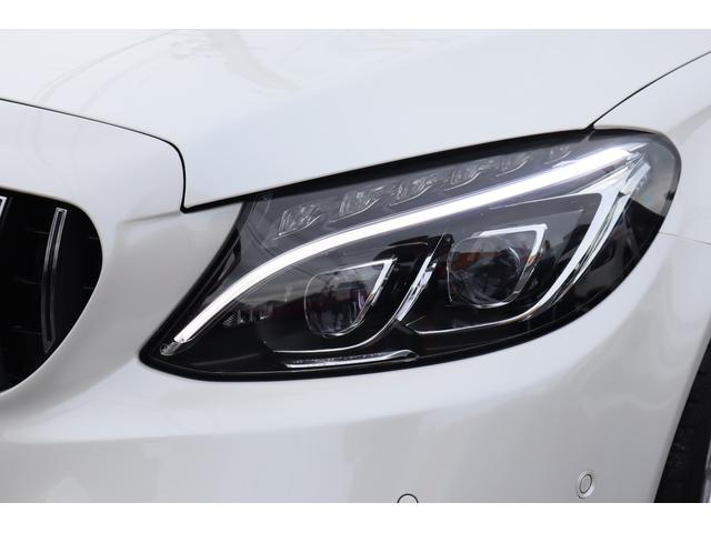 C200 ステーションワゴン スポーツ C63仕様/マフラー/TWS鍛造20インチAW/パナメリカーナグリル/レーダーセーフティPKG/パワーシート/シートヒーター/LEDヘッドライト/純正HDDナビ/フルセグTV(28枚目)