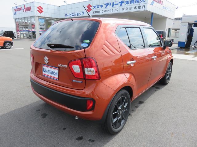 「スズキ」「イグニス」「SUV・クロカン」「岡山県」の中古車8