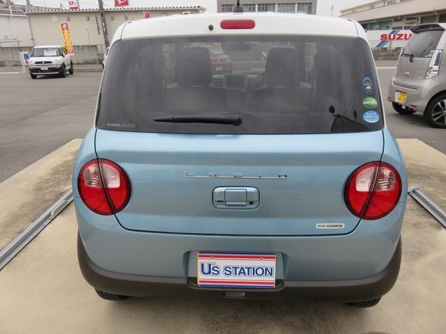 最新の特別仕様車で人気のブルー&ホワイトのツートンカラーです。