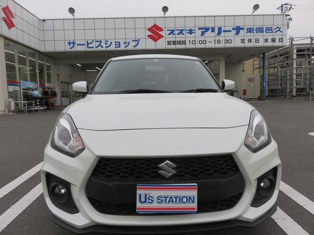 「スズキ」「スイフトスポーツ」「コンパクトカー」「岡山県」の中古車2