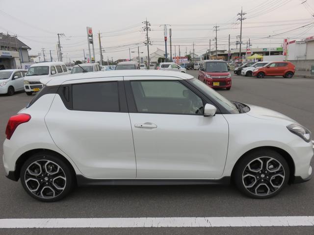 「スズキ」「スイフトスポーツ」「コンパクトカー」「岡山県」の中古車4