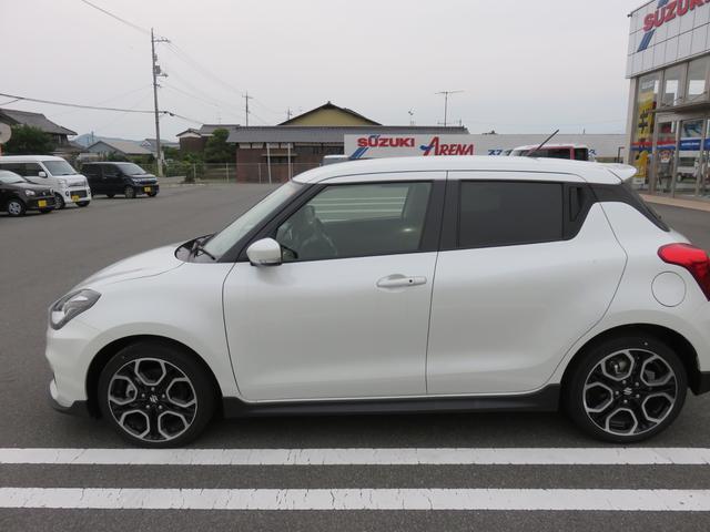 「スズキ」「スイフトスポーツ」「コンパクトカー」「岡山県」の中古車5