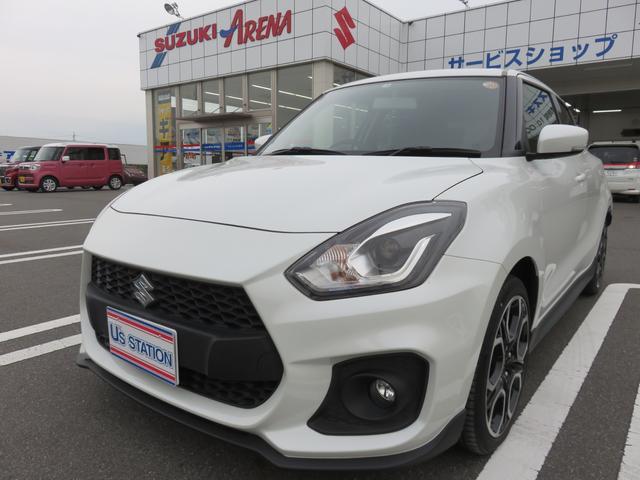 「スズキ」「スイフトスポーツ」「コンパクトカー」「岡山県」の中古車7