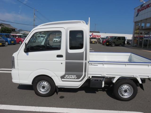 「スズキ」「スーパーキャリイ」「トラック」「岡山県」の中古車5