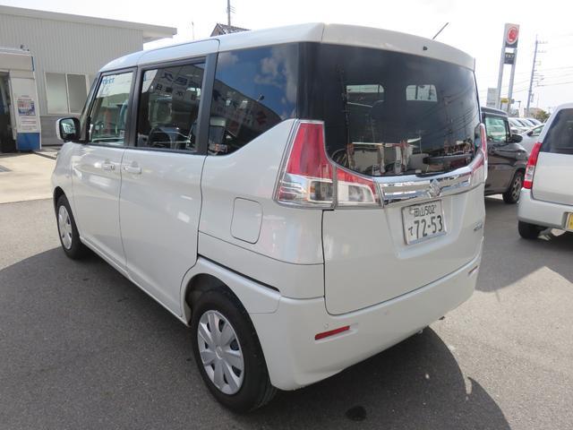 「スズキ」「ソリオ」「ミニバン・ワンボックス」「岡山県」の中古車21