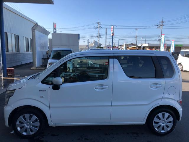 「スズキ」「ワゴンR」「コンパクトカー」「岡山県」の中古車5