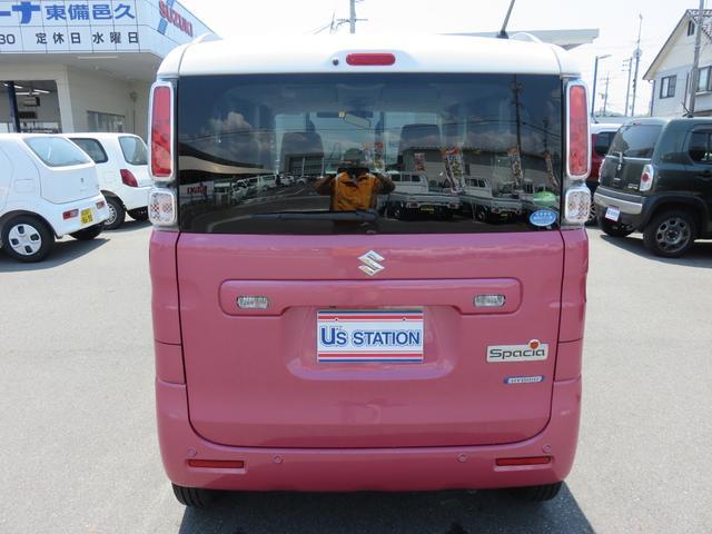 「スズキ」「スペーシア」「コンパクトカー」「岡山県」の中古車3