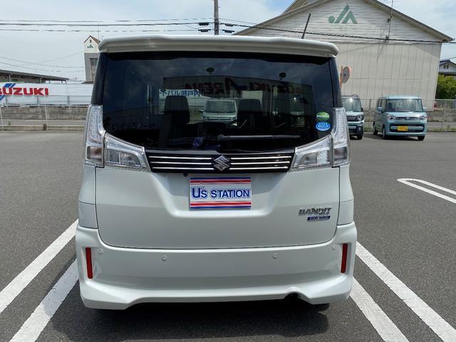 「スズキ」「ソリオバンディット」「ミニバン・ワンボックス」「岡山県」の中古車5