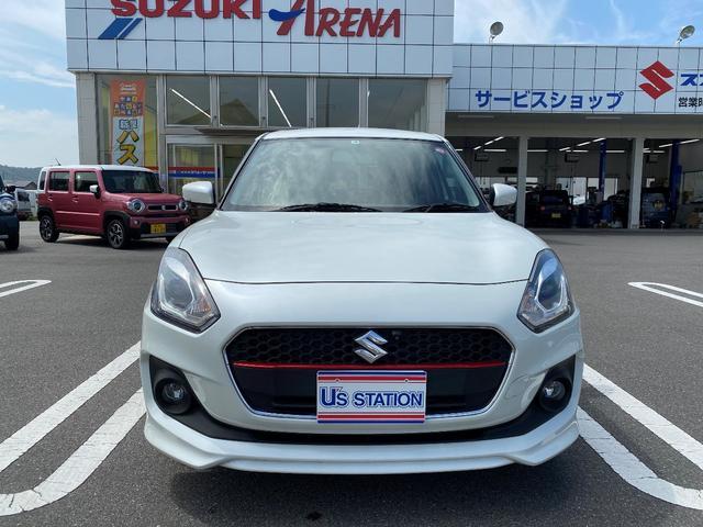 「スズキ」「スイフト」「コンパクトカー」「岡山県」の中古車2