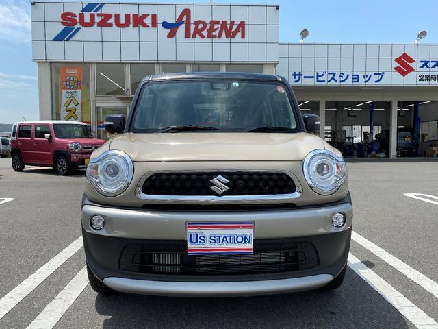 「スズキ」「クロスビー」「SUV・クロカン」「岡山県」の中古車2