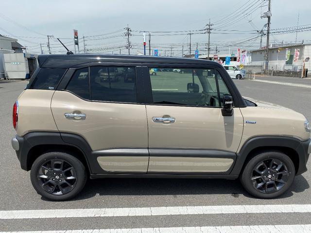 「スズキ」「クロスビー」「SUV・クロカン」「岡山県」の中古車4