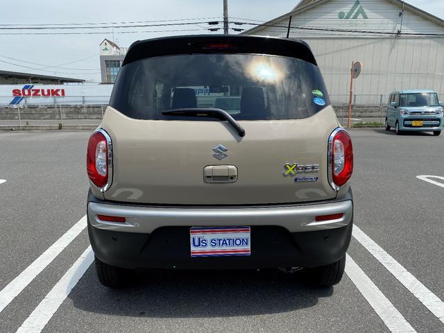 「スズキ」「クロスビー」「SUV・クロカン」「岡山県」の中古車6