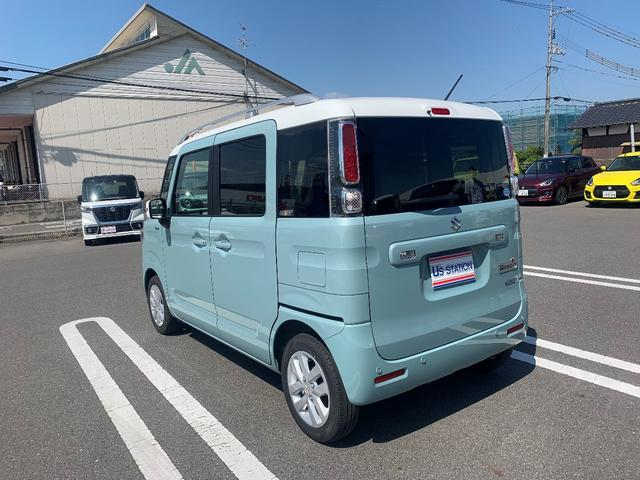 「スズキ」「スペーシア」「コンパクトカー」「岡山県」の中古車7