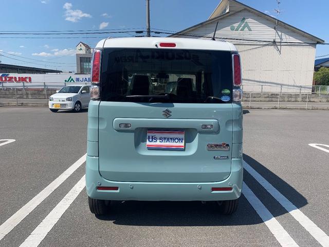 「スズキ」「スペーシア」「コンパクトカー」「岡山県」の中古車8