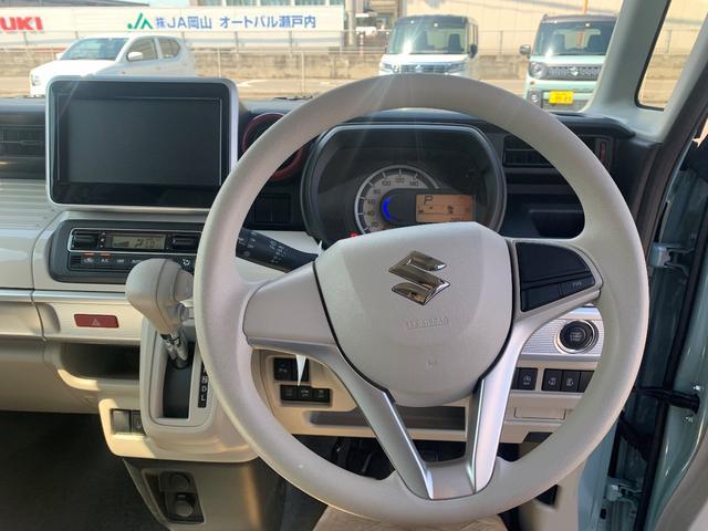 「スズキ」「スペーシア」「コンパクトカー」「岡山県」の中古車12