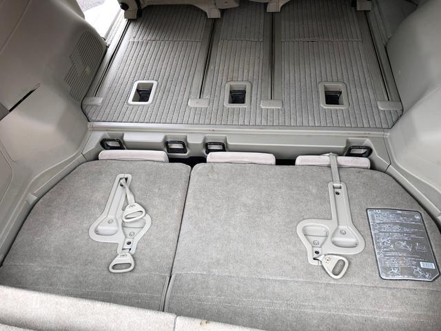 トヨタ エスティマ 2.4アエラス Gエディション フリップモニタ 両側電動ドア