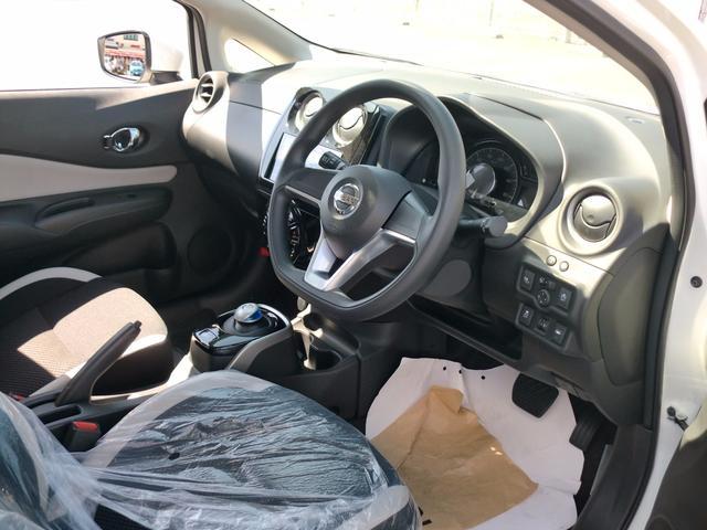 日産 ノート e-Power X 登録済未使用車 フルセグナビ 2WD