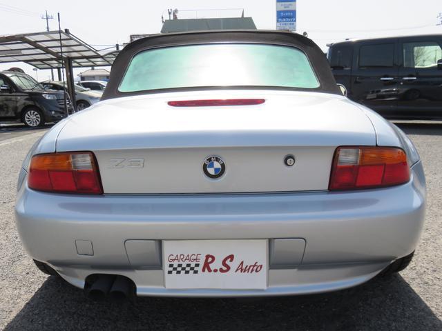 BMW BMW Z3ロードスター 2.8 革 シートヒーター オープン 17AW 全国1年保証
