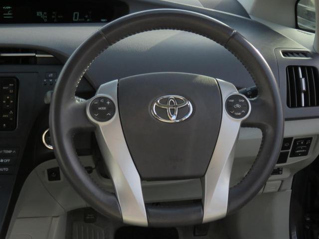 トヨタ プリウス S LED TVナビ BT ledライト 全国保証