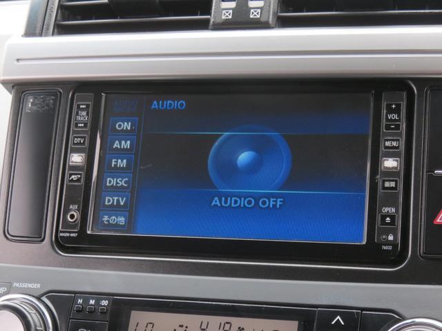 TX ルーフレール TVナビ バックカメラ 4WD 禁煙(11枚目)