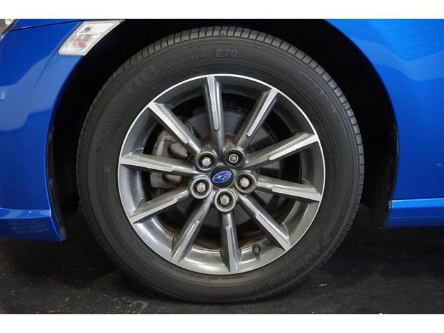 【フロント左側タイヤの全体】