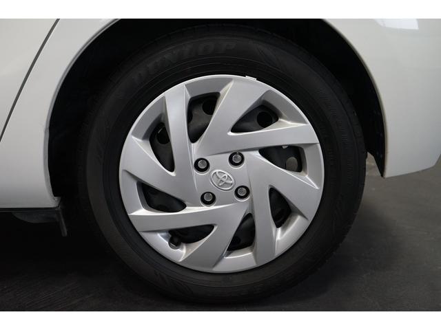 【リア左側タイヤの全体】