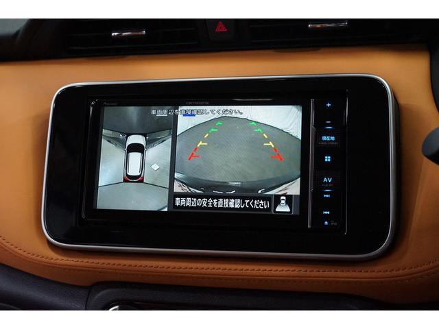X ツートーンインテリアエディション 登録済未使用車 プロパイロット アラウンドビュー TVナビ 黒革シート 禁煙車 ルーフレール レーダークルーズ LEDヘッドライト アイドリングストップ バックカメラ(6枚目)