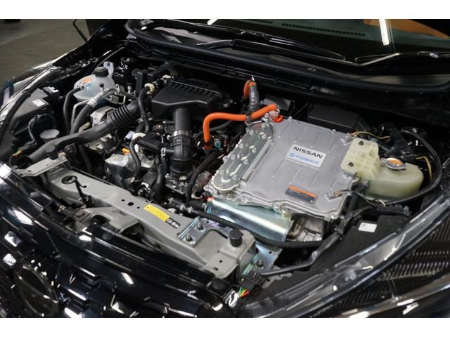 X ツートーンインテリアエディション 登録済未使用車 プロパイロット アラウンドビュー TVナビ 黒革シート 禁煙車 ルーフレール レーダークルーズ LEDヘッドライト アイドリングストップ バックカメラ(60枚目)