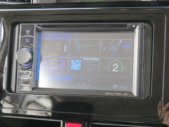 カスタムG スマートキー 両側電動スライド ワンオーナー 衝突軽減ブレーキ 禁煙 クルコン ナビTV DVD再生 BT オートライト オートハイビーム コーナーセンサー LEDヘッドランプ アイドリングストップ(6枚目)
