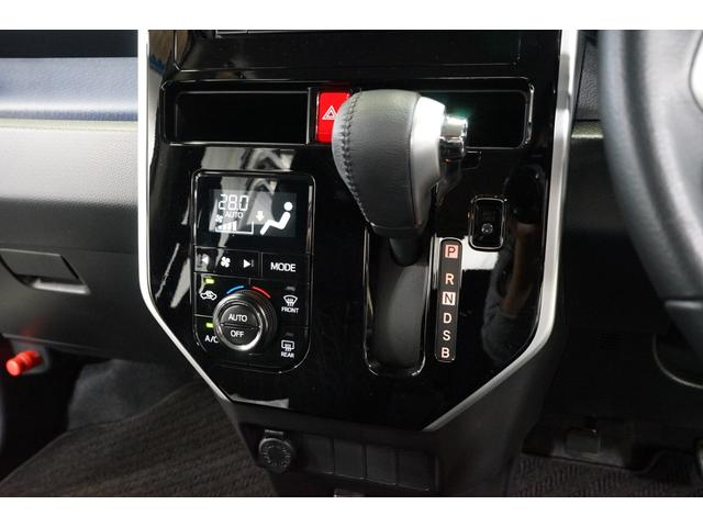 カスタムG スマートキー 両側電動スライド ワンオーナー 衝突軽減ブレーキ 禁煙 クルコン ナビTV DVD再生 BT オートライト オートハイビーム コーナーセンサー LEDヘッドランプ アイドリングストップ(12枚目)