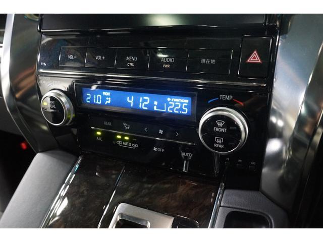 2.5Z Gエディション サンルーフ モデリスタ 10型TVナビ フリップダウン 両側電動スライド ハーフレザー ETC パワーバックドア ローダウン 3列シート CD DVD フルセグ クリアランスソナー エアロ オットマン(39枚目)