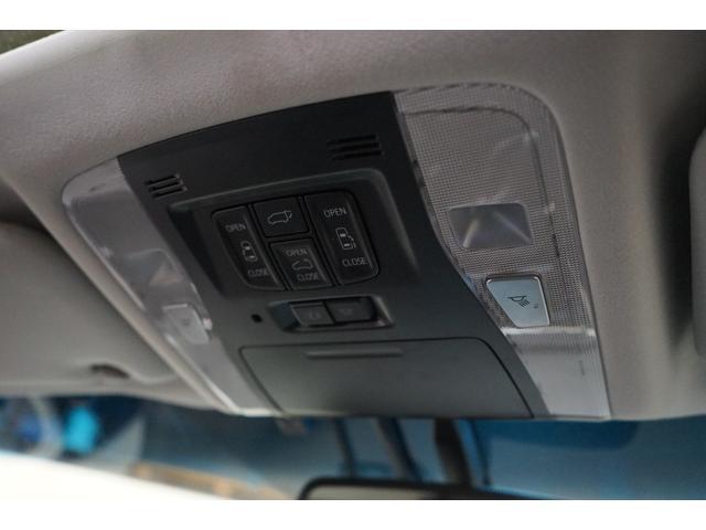 2.5Z Gエディション サンルーフ モデリスタ 10型TVナビ フリップダウン 両側電動スライド ハーフレザー ETC パワーバックドア ローダウン 3列シート CD DVD フルセグ クリアランスソナー エアロ オットマン(43枚目)