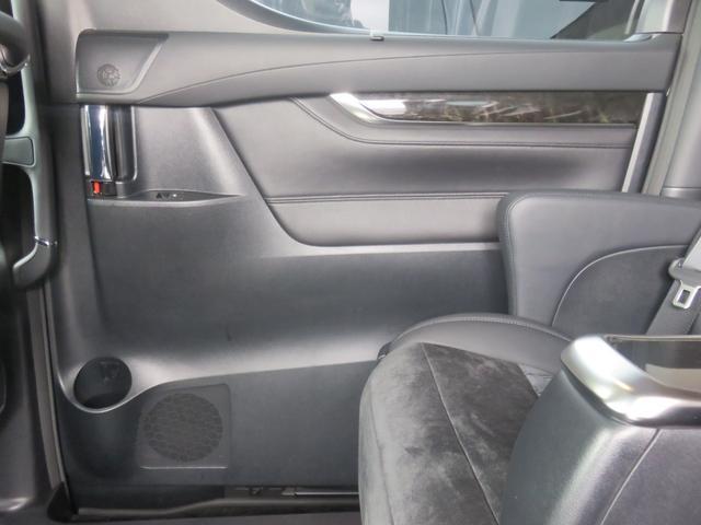 2.5Z Gエディション サンルーフ モデリスタ 10型TVナビ フリップダウン 両側電動スライド ハーフレザー ETC パワーバックドア ローダウン 3列シート CD DVD フルセグ クリアランスソナー エアロ オットマン(61枚目)