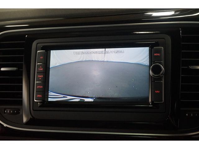 Rライン ワンオーナー Rカメラ ナビTV クルーズコントロール 禁煙車 ETC HIDヘッドライト フルセグ CD DVD再生可能 Bluetooth接続 スマートキー SDナビ 盗難防止システム Wエアコン(7枚目)