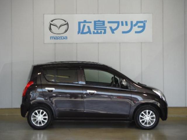 マツダ キャロルエコ ECO-X 認定U-Car アイドリングS スマートキー
