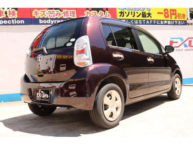 「トヨタ」「パッソ」「コンパクトカー」「岡山県」の中古車2