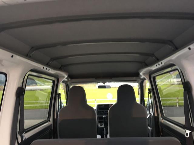 ダイハツ ハイゼットカーゴ DX エアコン パワステ PW 4WD