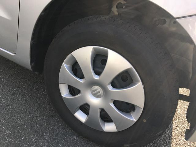 スズキ ワゴンR FX CD 盗難防止 ベンチシート