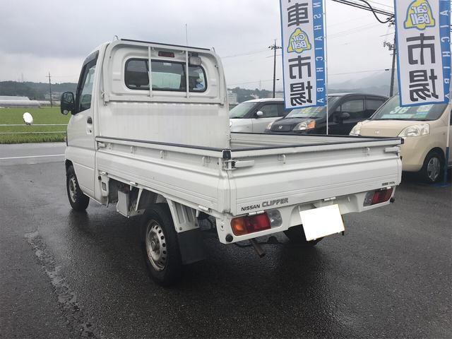 「日産」「クリッパートラック」「トラック」「山口県」の中古車8