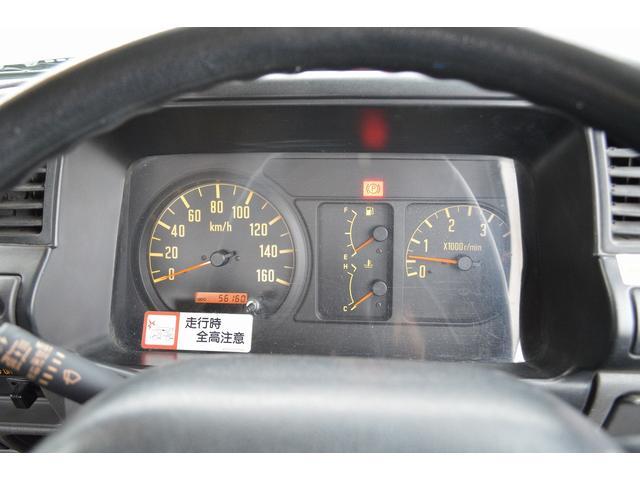 高所作業車12.5m 5速MT ドライブレコーダー TEC(5枚目)