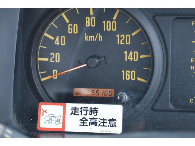 高所作業車12.5m 5速MT ドライブレコーダー TEC(6枚目)