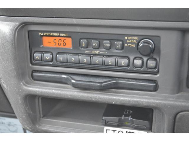高所作業車12.5m 5速MT ドライブレコーダー TEC(9枚目)