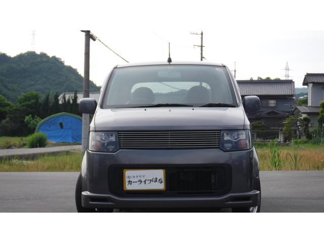 三菱 eKスポーツ X 4WD ワンオーナー 純正エアロ キーレス