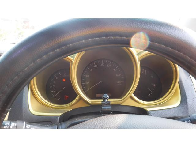 240G 社外ヘッドライト 20インチアルミ 革調シート(15枚目)