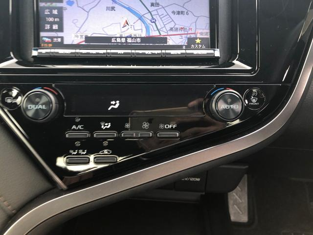 X ナビ DVD Bluetooth バックカメラ セーフティセンス ETC LED スマートキー プッシュスタート(10枚目)