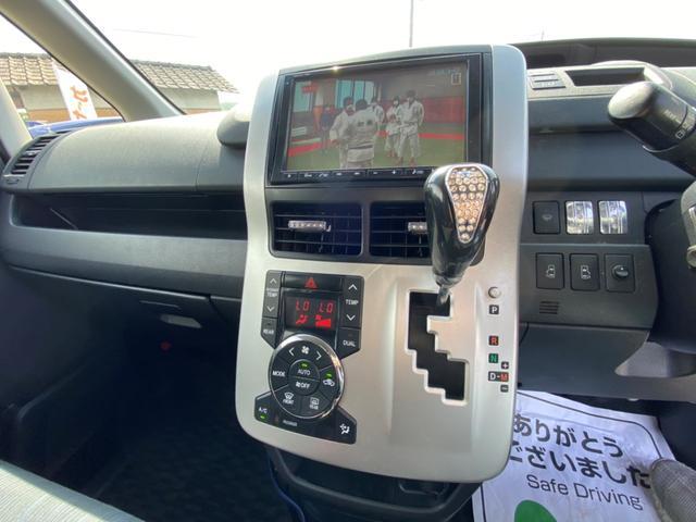 ZS 大型ナビ/TV/フリップダウンモニター/バックカメラ スマートキー ETC HID 両側電動スライドドア 3列シート 8人乗り(4枚目)